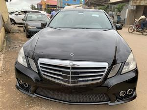 Mercedes-Benz E350 2010 Black   Cars for sale in Lagos State, Alimosho
