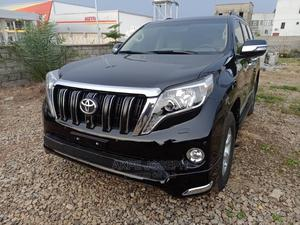 Toyota Land Cruiser Prado 2017 Black | Cars for sale in Abuja (FCT) State, Garki 2