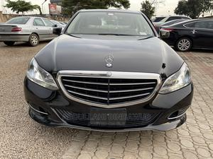 Mercedes-Benz E350 2014 Black | Cars for sale in Abuja (FCT) State, Wuse 2