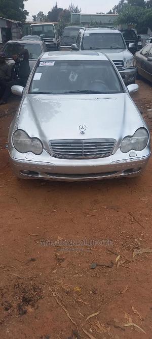 Mercedes-Benz C240 2003 Silver   Cars for sale in Kaduna State, Kaduna / Kaduna State