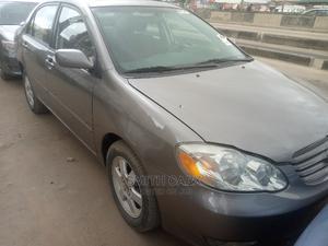 Toyota Corolla 2004 Sedan Automatic Gray   Cars for sale in Lagos State, Agboyi/Ketu