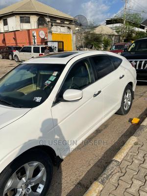 Honda Accord Crosstour 2011 EX White   Cars for sale in Lagos State, Ikeja