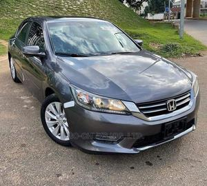 Honda Accord 2014 Black | Cars for sale in Abuja (FCT) State, Wuse 2