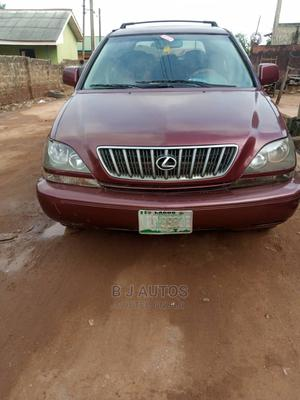 Lexus RX 2003 Red   Cars for sale in Lagos State, Abule Egba