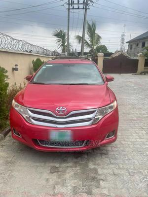 Toyota Venza 2012 Red   Cars for sale in Lagos State, Lekki