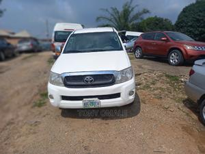 Toyota Hilux 2010 2.0 VVT-i White | Cars for sale in Abuja (FCT) State, Kubwa