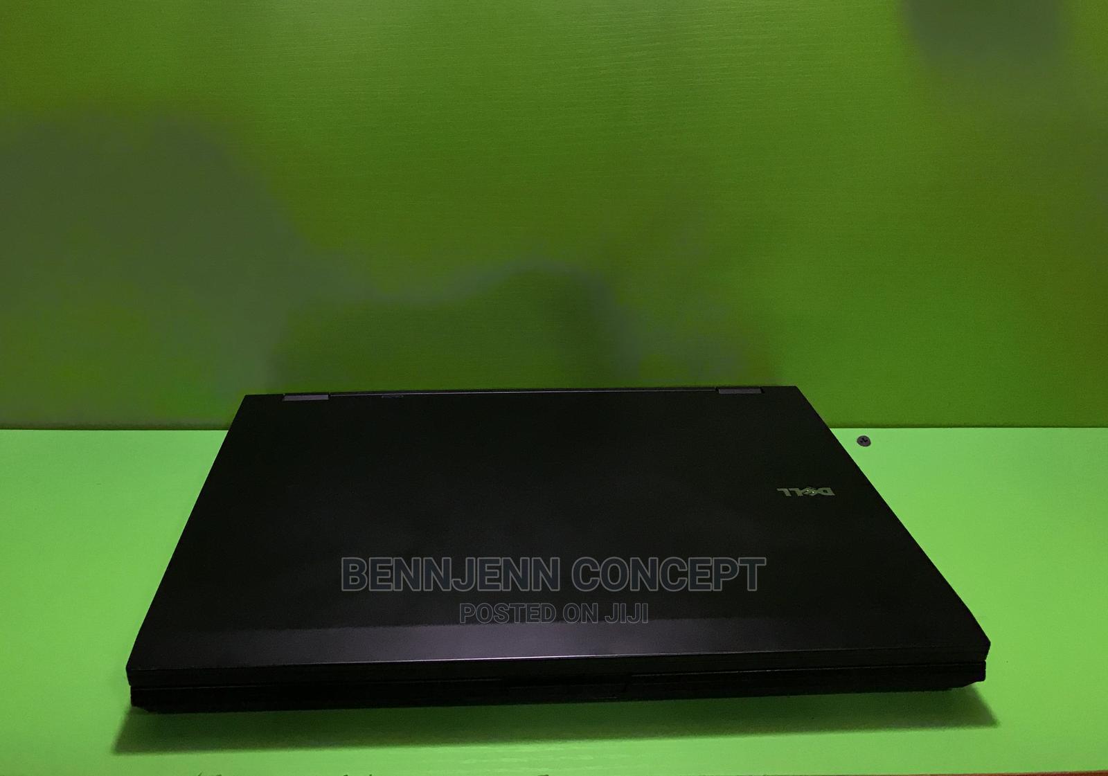 Laptop Dell Latitude E5510 3GB Intel Core 2 Quad HDD 160GB | Laptops & Computers for sale in Surulere, Lagos State, Nigeria