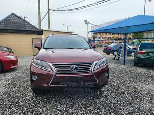 Lexus RX 2015 350 AWD Red   Cars for sale in Anambra State, Nnewi