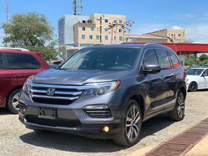 Honda Pilot 2018 Touring AWD Gray | Cars for sale in Abuja (FCT) State, Kado