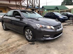 Honda Accord 2015 Black | Cars for sale in Lagos State, Ojodu
