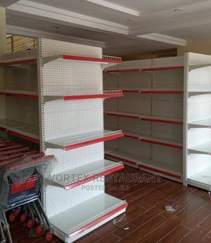 Single Side Supermarket Shelf | Restaurant & Catering Equipment for sale in Lagos State, Ikeja