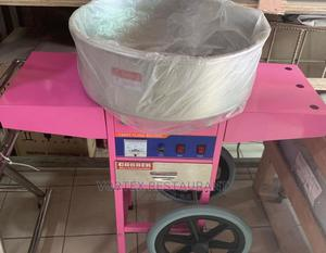 Candy Floss Machine With Wheel   Restaurant & Catering Equipment for sale in Lagos State, Ikeja