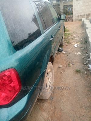 Honda Pilot 2004 EX-L 4x4 (3.5L 6cyl 5A) Green | Cars for sale in Lagos State, Ipaja