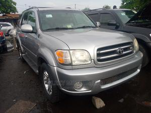 Toyota Sequoia 2004 Silver | Cars for sale in Lagos State, Apapa