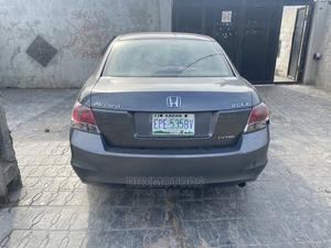 Honda Accord 2009 2.0 I-Vtec Automatic Gray | Cars for sale in Lagos State, Yaba