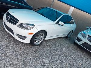 Mercedes-Benz C300 2014 White | Cars for sale in Lagos State, Isolo