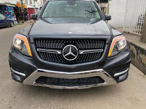 Mercedes-Benz GLK-Class 2014 Gray | Cars for sale in Lagos State, Lekki