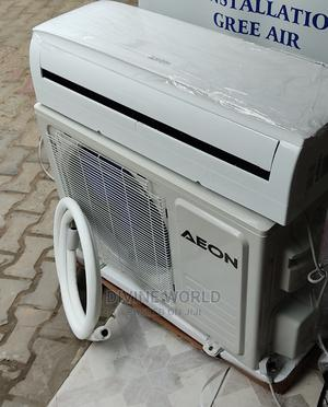 AEON Split Unit (2hp) Super Cooling With Installation Kit | Home Appliances for sale in Lagos State, Ojo