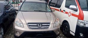 Honda CR-V 2006 Gold | Cars for sale in Lagos State, Ajah
