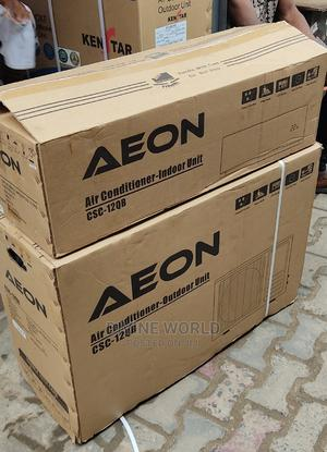 New Made AEON 1.5hp Split AC  Copper With Installation Kit | Home Appliances for sale in Lagos State, Ojo