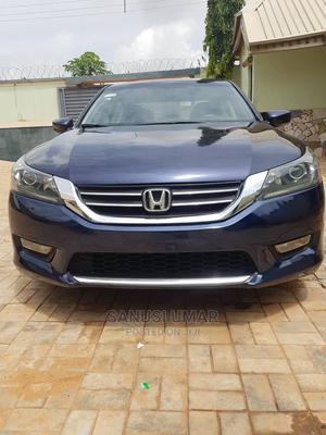 Honda Accord 2014 Blue   Cars for sale in Kaduna State, Kaduna / Kaduna State