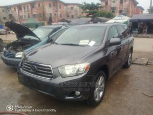 Toyota Highlander 2008 Gray   Cars for sale in Lagos State, Amuwo-Odofin