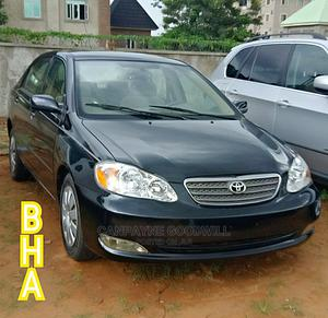 Toyota Corolla 2007 Black   Cars for sale in Anambra State, Onitsha