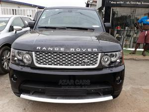 Land Rover Range Rover Sport 2007 HSE 4x4 (4.4L 8cyl 6A) Black | Cars for sale in Lagos State, Ikeja