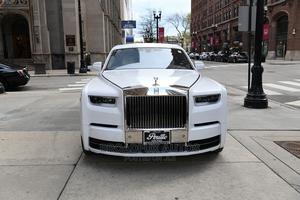 New Rolls-Royce Phantom 2021 White | Cars for sale in Lagos State, Lekki