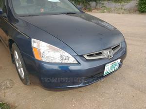Honda Accord 2004 Blue   Cars for sale in Lagos State, Ikeja