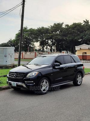 Mercedes-Benz M Class 2012 ML 350 4Matic Black   Cars for sale in Abuja (FCT) State, Asokoro