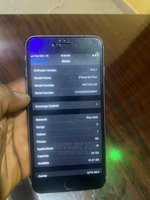 Apple iPhone 6s Plus 64 GB Silver   Mobile Phones for sale in Ondo State, Akure