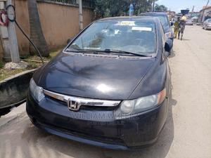 Honda Civic 2009 Black   Cars for sale in Lagos State, Surulere