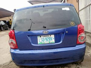 Kia Picanto 2008 1.1 EX Blue | Cars for sale in Lagos State, Ikeja