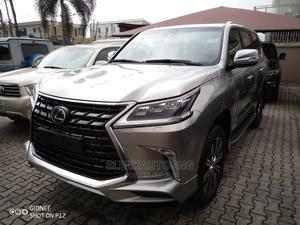 New Lexus LX 2021 570 (5 Seats) AWD Silver   Cars for sale in Lagos State, Lekki