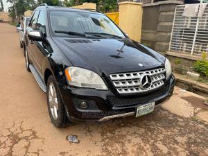Mercedes-Benz M Class 2010 ML 350 4Matic Black | Cars for sale in Kaduna State, Kaduna / Kaduna State