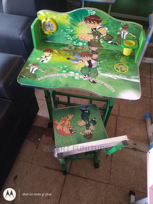 Strong Quality Children's Table With Chair   Children's Furniture for sale in Lagos State, Lekki