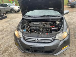 Honda Civic 2012 DX Sedan Automatic Gray | Cars for sale in Lagos State, Ikeja
