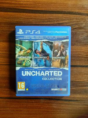 The Uncharted Collection | Video Games for sale in Lagos State, Ikeja
