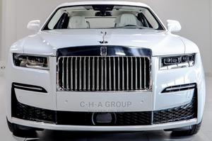 New Rolls-Royce Ghost 2021 Off white | Cars for sale in Abuja (FCT) State, Asokoro