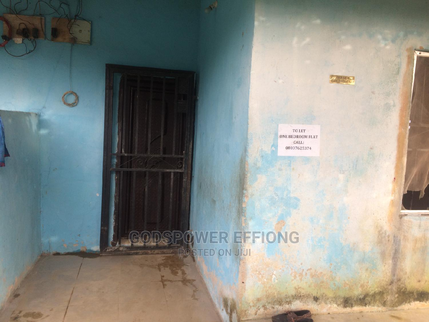 Furnished 1bdrm Block of Flats in Crospil Estate, Akpabuyo for Rent