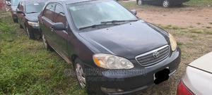 Toyota Corolla 2007 LE Black | Cars for sale in Ogun State, Abeokuta South