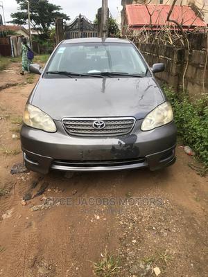 Toyota Corolla 2005 Gray | Cars for sale in Osun State, Osogbo