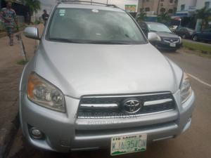 Toyota RAV4 2007 Limited V6 4x4 Silver | Cars for sale in Lagos State, Ikeja