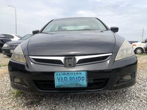 Honda Accord 2006 2.4 Executive Black   Cars for sale in Abuja (FCT) State, Lugbe District