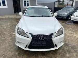 Lexus IS 2008 250 White   Cars for sale in Lagos State, Ogba