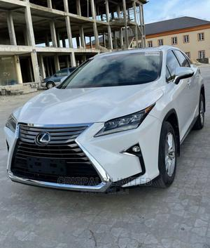 Lexus RX 2017 350 F Sport AWD White   Cars for sale in Lagos State, Ajah