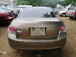 Honda Accord 2008 2.4 EX Automatic Gold | Cars for sale in Lagos State, Magodo