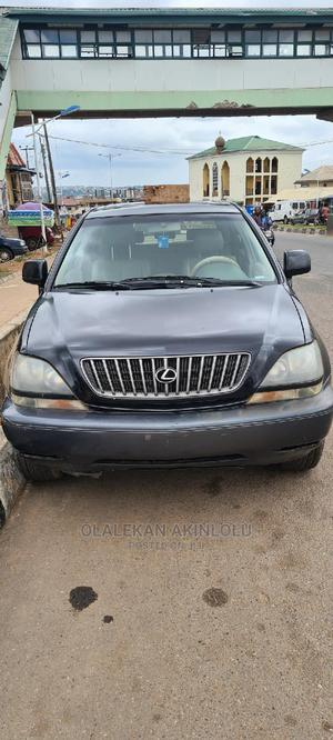 Lexus RX 2000 300 4WD Blue | Cars for sale in Ogun State, Abeokuta South