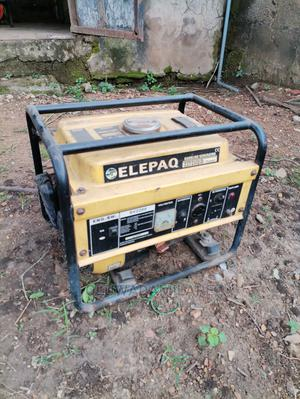 Original Elepaq Generator in Perfect Working Condition | Electrical Equipment for sale in Oyo State, Ibadan